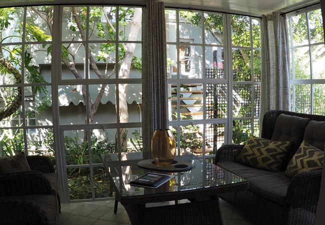 Garden Apartment 7