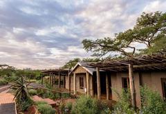 The Hilton Bush Lodge