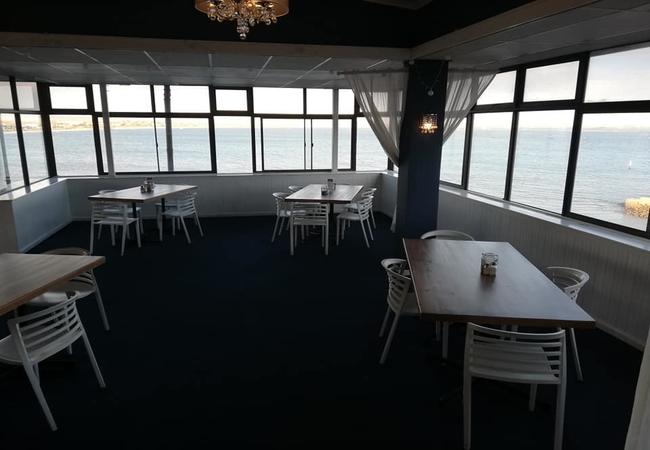 Restaurant on 3rd floor