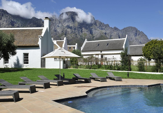 Holden Manz Country House In Franschhoek Western Cape