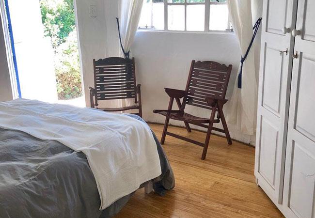 Bedroom rondavel
