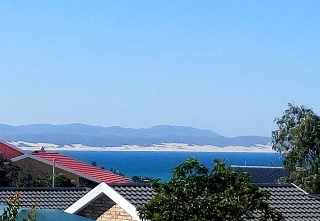 Partial seaview