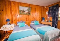 Rustic Twin Room