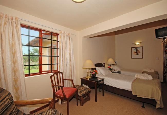 Hoopoe Luxury Room