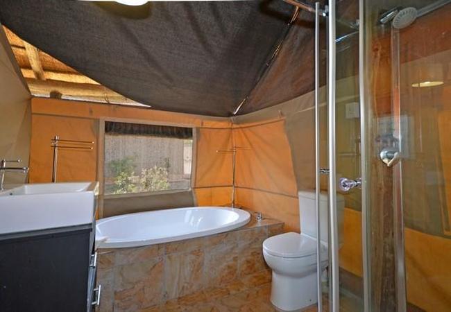 Spotted Dikkop Luxury Tent