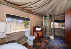 Eagle Owl Luxury Tent