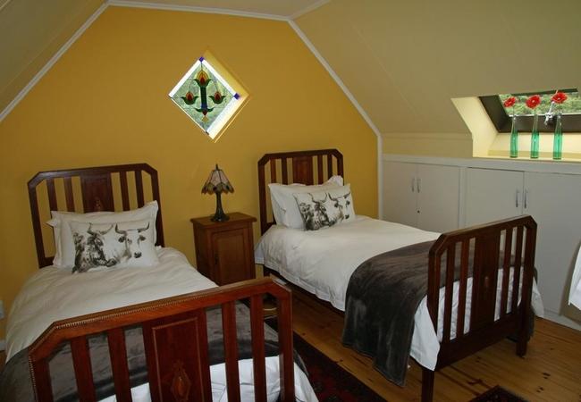 Bedroom No.4 Upstairs