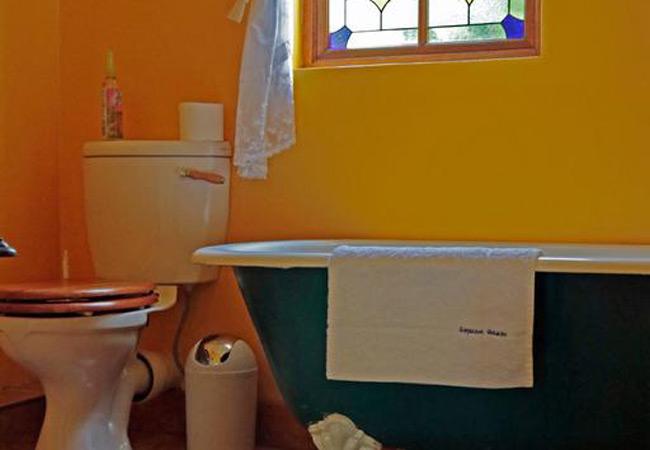 Bathroom No.2 Downstairs