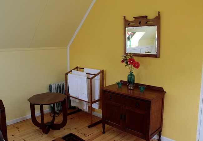 Bedroom No.4 corner