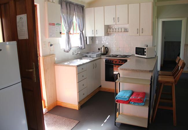 Captains Cottage kitchen