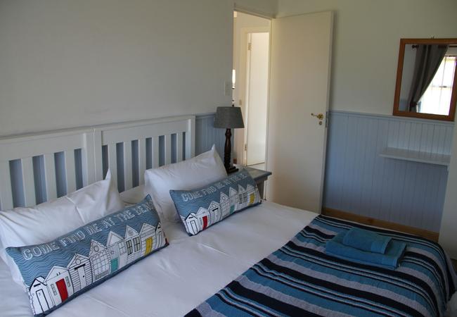 Bosuns Cottage main bedroom