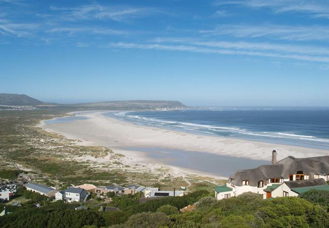 Noordhoek beach nearby