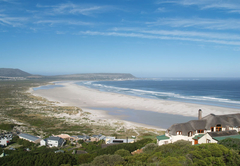 Noordhoek beach nearby