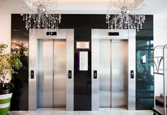 Secured Elevator Access