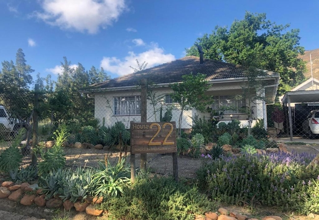 House 22 Tulbagh Road