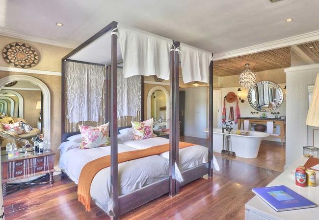 Sangoma Rooms