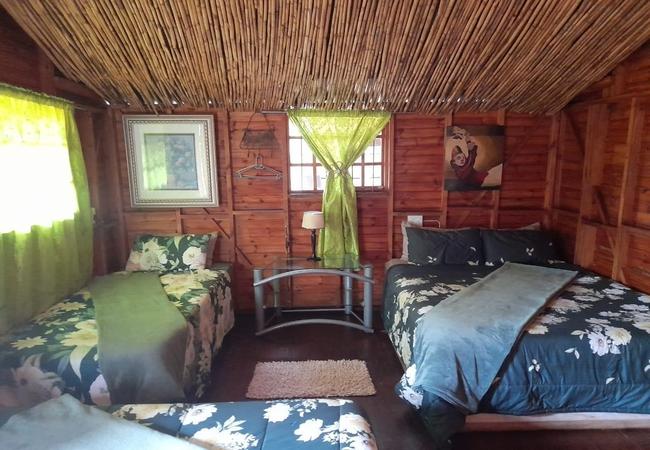 Wooden House Blinkbaar