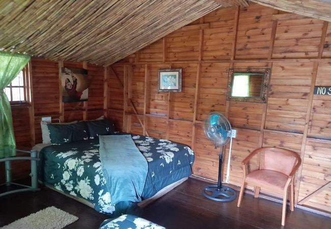 Wooden House Blinkbaar - Interior