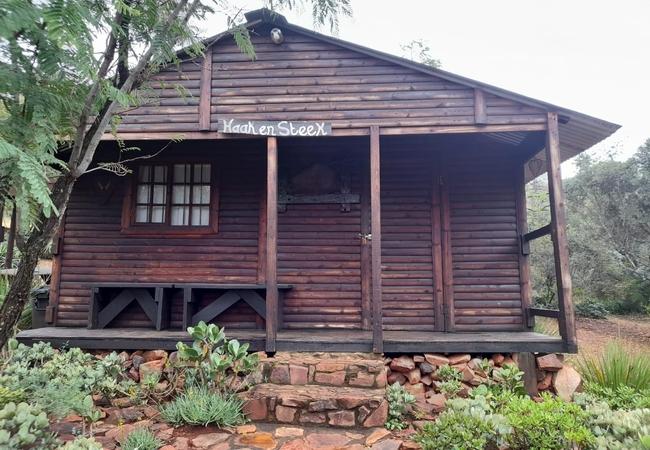 Wooden House Berghuisie