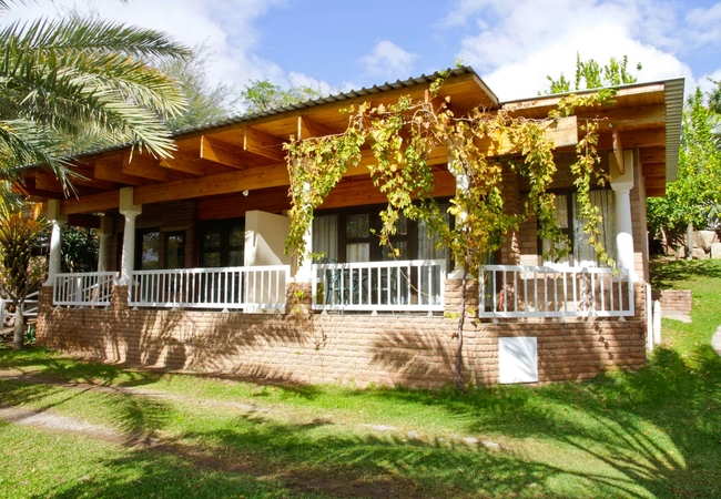 Riverview Family Self Catering Chalet