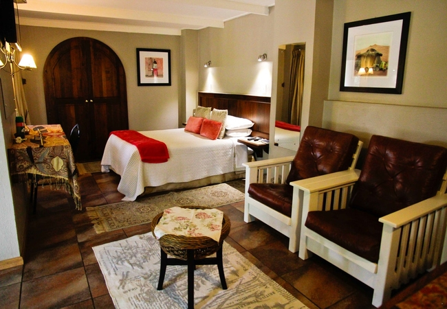 En-Suite Double Rooms