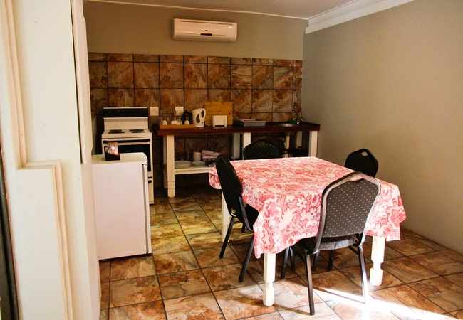 Family Self Catering Chalet