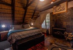Ingwe Cabin bedroom