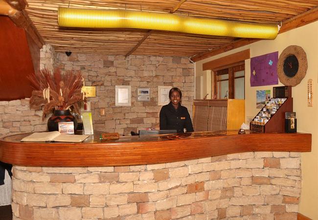 iKhaya Lodge