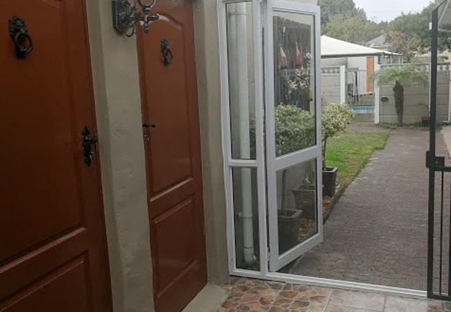 Studio Front Doors