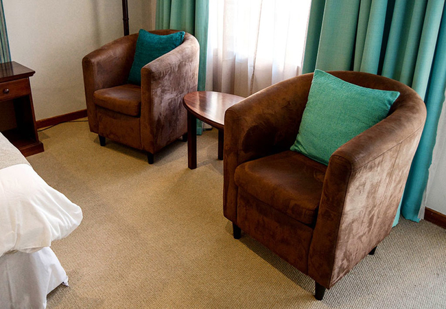 Twin Bed Lodge Room