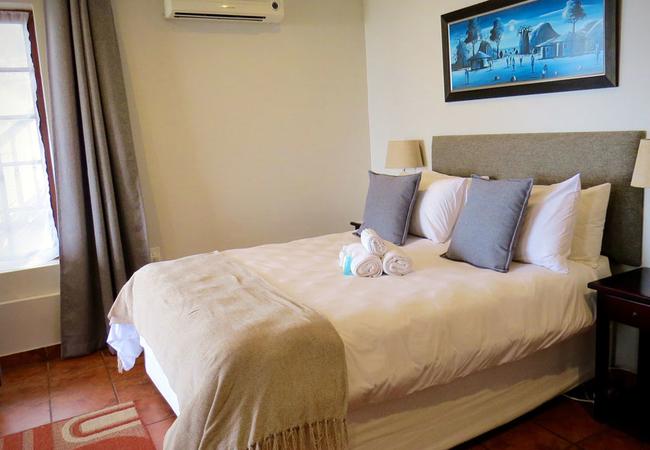 Garden Double Bed Room