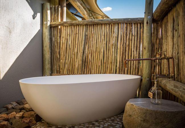 Luxury Safari Tent