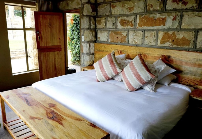 Self-catering Rondavel