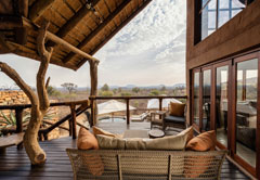 Honeymoon in Madikwe