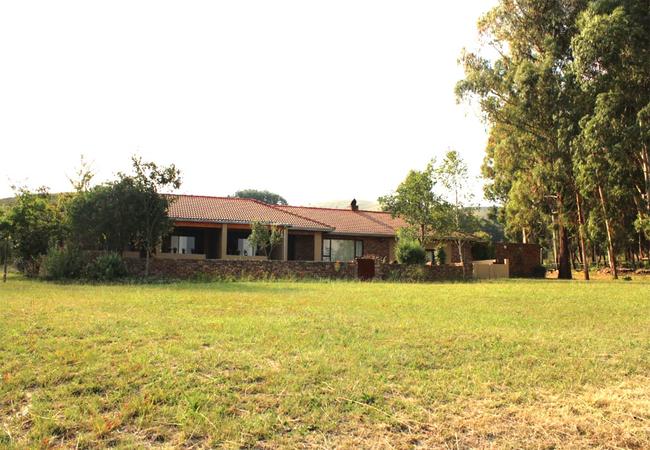 Uthingo House