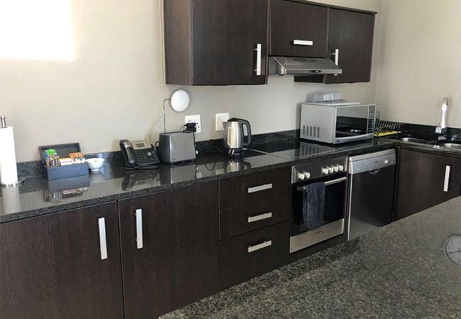 Two Bedroom Deluxe Apartment