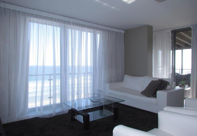 Suite with Enclosed Balcony