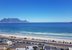 Holiday Apartment in Bloubergstrand