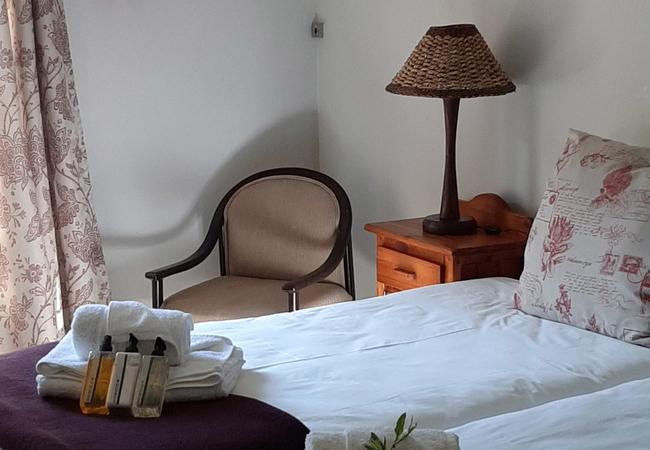 Room 2 - Standard Twin Garden Room