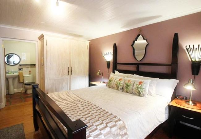 Cottage Room Shower