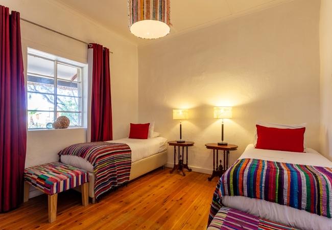 Lodge Twin Room