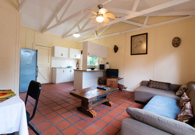 Two Bedroom Chalet