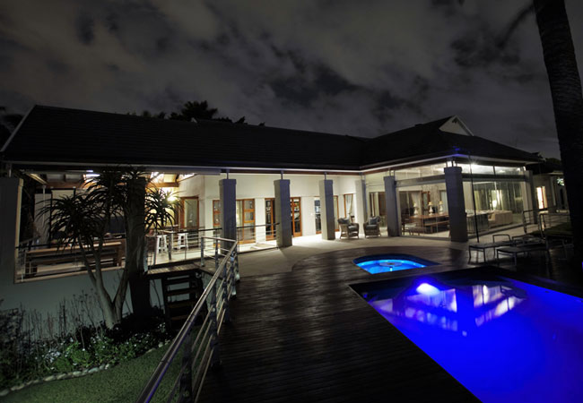 Night view