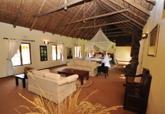 Izintaba Lodge bedroom
