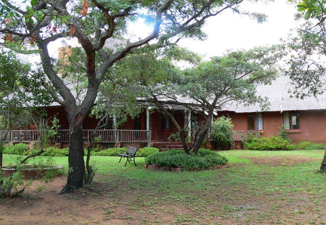 Giraffe Cottage