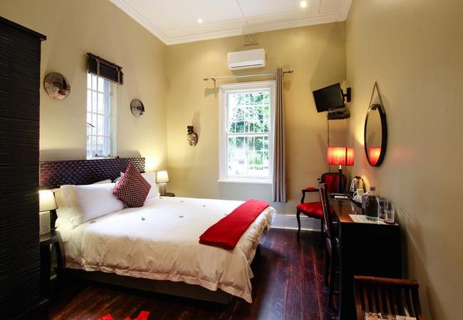 Cheetah Queen Size Room