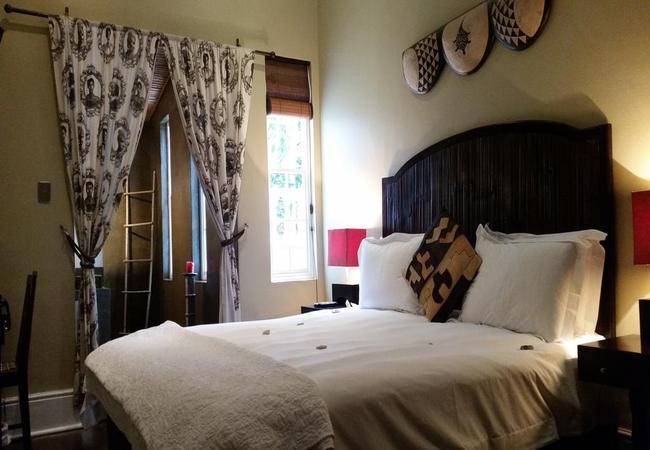 Buffalo King Size Room