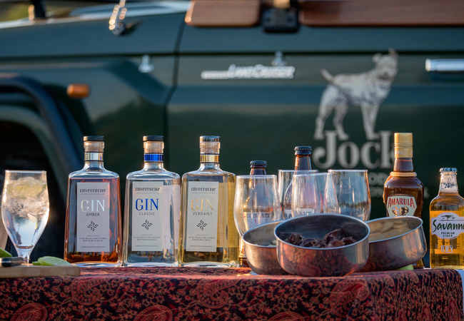 Game Drive Beverages