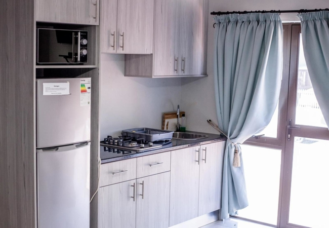 Deluxe with Kitchenette