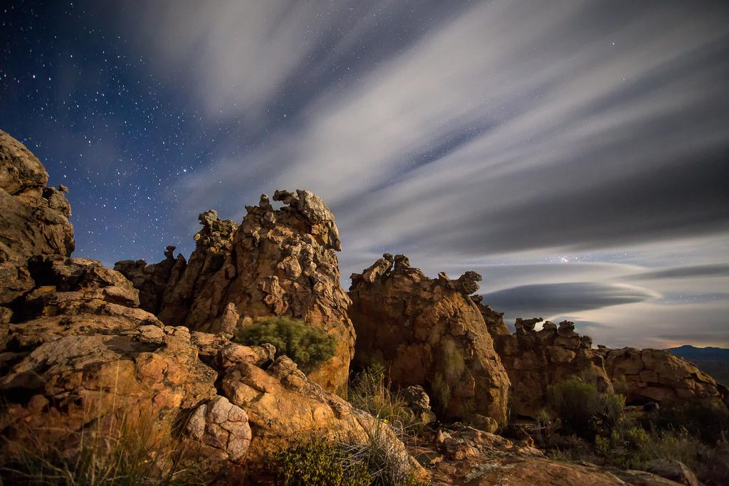 Kagga Kamma Nature Reserve In Ceres Western Cape